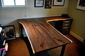 wooden desk ideas. Popular Of Wood Desk Ideas Attractive Marvelous Home Design With Wooden F