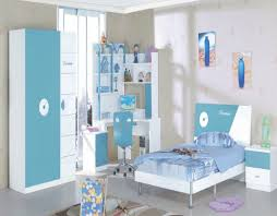 Best Wardrobe Designs For Children Clothes With Modern Blue Color ...