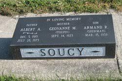 Albert Soucy (1910-1973) - Find A Grave Memorial