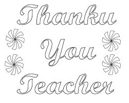 Teacher Appreciation Coloring Pages Free Teacher Appreciation