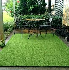 home depot artificial grass infill rug for patio turf rugs outdoor