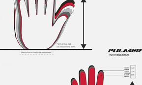 Under Armour Size Chart Canada Under Armour Football Gloves Size Chart