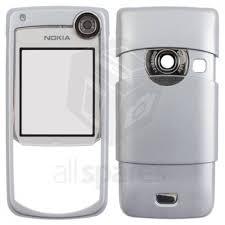 Full Body Housing for Nokia 6680 - Blue