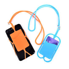 Cell Phone Lanyard Case Cover Holder Sling Necklace Strap Neck Cord Q