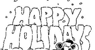 Small Picture Christmast Coloring Pages Happy Holiday Online Coloring Pages
