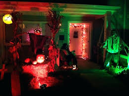 halloween outdoor lighting. Outdoor Halloween Lighting Ideas Lights Decorating Bolt Meaning N