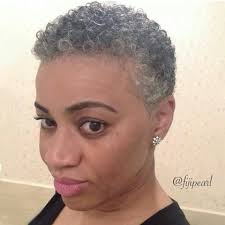 Short Grey Hair Style cute grey twa i follow her& love her gray chic pinterest 5351 by wearticles.com