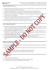 100 Professional Curriculum Vitae Samples Best Professional