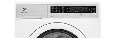 electrolux 24 washer. compact washer with iq-touch® controls featuring perfect steam™ - 2.4 cu. ft. eifls20qsw electrolux appliances 24 d