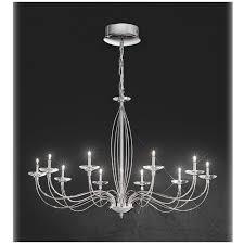 fl2279 10 aphrodite 10 light crystal chandelier
