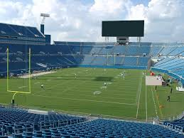 Tiaa Bank Field View From Lower Level 146 Vivid Seats