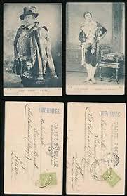 TURKEY MONASTIR 1904 ACTOR PPCs GEORGES BERR + ALBERT LAMBERT IMPRIMES  HANDSTAMP | eBay
