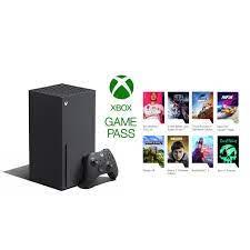 Microsoft Xbox Series X 1TB SSD Oyun Konsolu + 3 Ay GamePass Fiyatları ve  Özellikleri