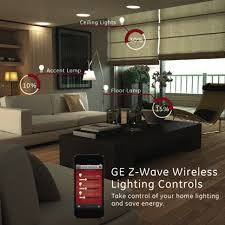 ge 45631 wave wireless lighting. 45602 Name: GE Z-Wave Wireless Lighting Control Lamp Module With Dimmer Top Features: \u2022 Allows You To Remotely Turn Th Ge 45631 Wave