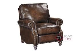 murphy reclining leather chair by bernhardt in 203 020