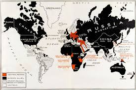 why did lose world war invasion of maps that explain  maps that explain world war i com the world mobilizes for war