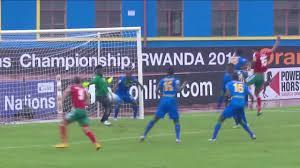 مباراة المغرب و رواندا Maroc VS Rwanda - YouTube