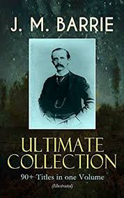 com j m barrie ultimate collection titles in one  kindle price 0 99