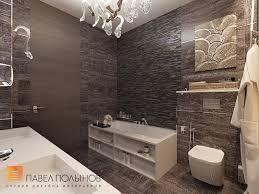 Интерьер <b>ванной</b> комнаты