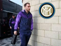 Christian Eriksen to Inter Milan: Terms 'agreed', player ...