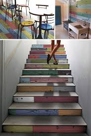 colorful floor tiles design. Colorful Stairs Floors Walls Floor Tiles Design T