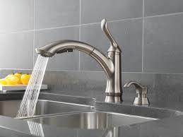 Touch Kitchen Sink Faucet Delta Touch Sink Faucet Kekoascom