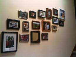 picture frames on wall. Best Decorating Ideas For Picture Frames With Frame Wall Decor Design On