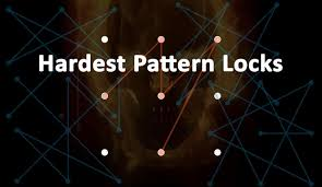 Pattern Lock Delectable 48 Hardest Pattern Lock Ideas For Android Phone And Tab UandBlog