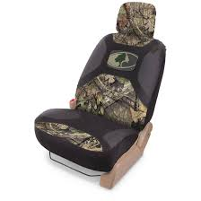 universal low back camo seat cover mossy oak