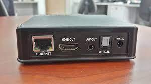 Cổng kết nối cơ bản FPT Play HD box truyền hình FPT