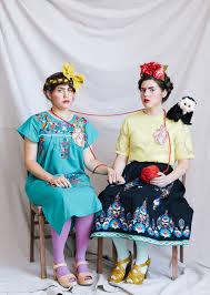 2 frida kahlo costumes