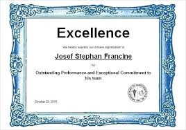 Certificate Of Appreciation Template For Word Magnificent Aa Employee Recognition Certificates Award Template Certificate Of