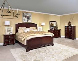 cherry bedroom furniture. Cherry Bedroom Furniture Dark Bed Dining Room Leather R