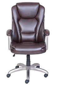 furniture big and tall adjule swivel office chairs with memory foam arms plus chrome base for