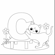Coloring Pages Alphabet Coloring Book Printable Pdf Toddler Pages