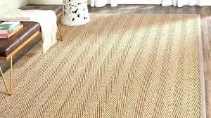 rugs pottery barn seagrass rug custom
