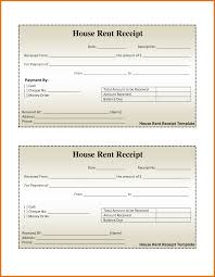 Example Of Receipt 24 Sample Rent Receipt Itinerary Template Sample 13
