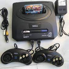 Máy Chơi Game Sega 8x - Home