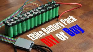 EBike <b>Battery</b> Pack || DIY or Buy || <b>Electric Bike</b> Conversion (Part 2 ...