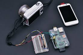 build a raspberry pi based cable shutter release for sony cameras as any diy electronics project there is always a risk of damaging your camera so proceed caution if you are not sure what you are doing