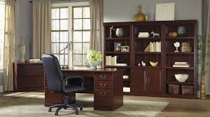 home office furniture collection. Heritage Hill - Classic Cherry Home Office Furniture Collection