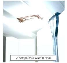 wreath holder for door front magnetic wreath holder how to use hanger door hangers double wreaths