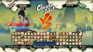 Naruto Ultimate Ninja Storm 3 All Characters Unlocked! - video dailymotion