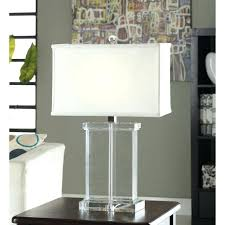 crystal table lamp shade white rectangular lamp shades crystal chandelier table lamp shades crystal drop table lamp shade