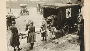 I believe that exmples of how precious life is, is all around you. The Impact Of The 1918 Spanish Flu On America