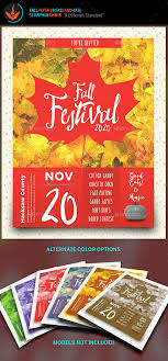 Fall Festival Flyer Free Template Fall Festival Flyers Templates Free Printable Flyer Maker 40