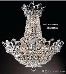 french empire crystal chandelier french empire style bronze and crystal chandelier