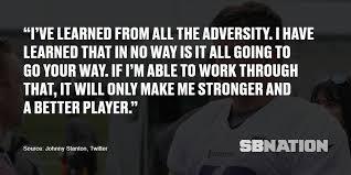 For Stanton Quarterback Turned Vikings Fullback Change Is