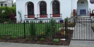 metal fencing landscaping network