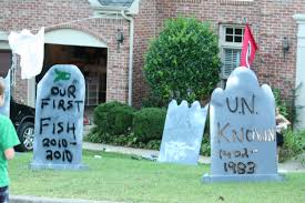 diy halloween decorations home. Halloween Outdoor Decorating Ideas Lawn Decorations House Diy Home S